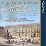 Haydn - Piano Concertos, Vol 4