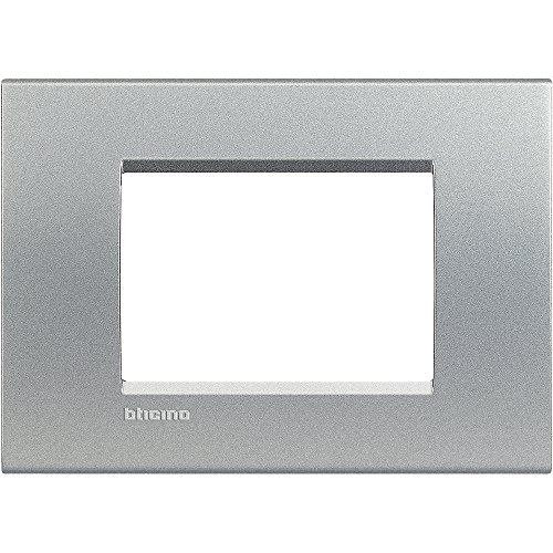 Placca living light tech lna4803te bticino quadra - Interruttori living light ...