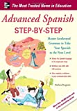 Product 0071768734 - Product title Advanced Spanish Step-by-Step: Master Accelerated Grammar to Take Your Spanish to the Next Level (Easy Step-by-Step Series)