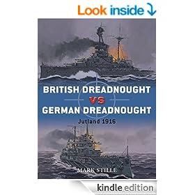 British Dreadnought vs German Dreadnought (Duel)