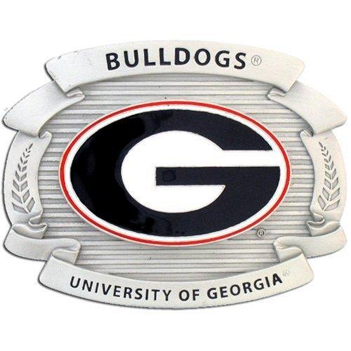 Georgia Bulldogs Oversized Buckle