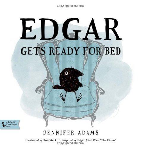 Edgar Gets Ready For Bed: A Babylit®First Steps Picture Book front-991974