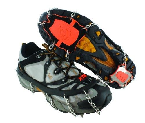Yaktrax XTR - Trazione del Ghiacco per la Scarpe da Trekking Medio (M) 43 -45