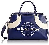 [パンナム] PAN AM ボストンバッグ PAN-001 BL (ブルー)