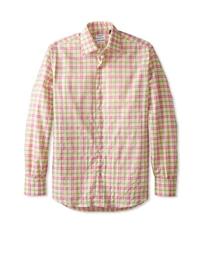 Gitman Men's Plaid Sport Shirt