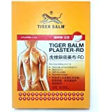 Tiger Balm Plaster RD Warm 10 x 14 cm 9 Sheets