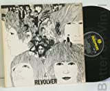 The Beatles THE BEATLES Revolver. First Uk press 1966, sold in the Uk, on yellow parlophone label.
