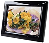 Sungale PF803 8-Inch Digital Photo Frame (Black)