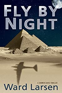 Fly By Night: A Jammer Davis Thriller by Ward Larsen ebook deal