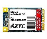 ZTC 512GB Bulwark V2 mSATA 6G 50mm Enhanced SSD Solid State Drive Model ZTC-MS001-512G