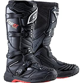 O'Neal Racing Element Men's Motocross/Off-Road/Dirt Bike Motorcycle Boots - Black / Size 10