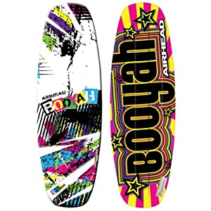 Buy AIRHEAD AHW-2016 Booyah Wakeboard with Grind Bindings by Airhead