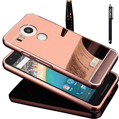 nexus-5x-case-tabpow-mirror-case-series-electroplate-bumper-bling-luxury-slim-hard-back-case-cover-f