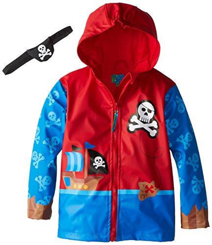 Stephen Joseph SJ860129A3T pioggia cappotto, misura 92/98, Pirat
