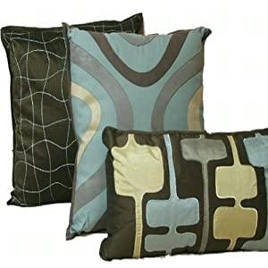 "Angela Adams LuLu Decorative Pillow 18"" x 18"""