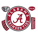 Fathead Alabama Crimson Tide Logo Wall Decal at Amazon.com