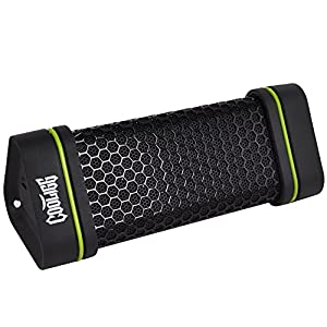 Cooligg Indoor Outdoor Sport Shockproof Dust-proof Super Bass Stereo Wireless Bluetooth Speaker