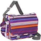 J World New York Terry Messenger (Horizon-Purple)