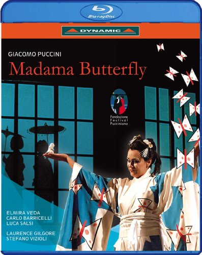 Madama Butterfly - Puccini -  Blu Ray