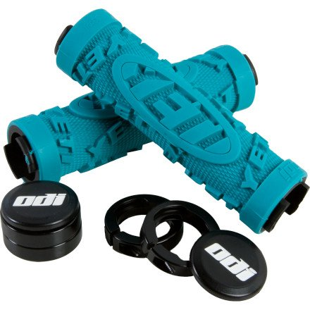 ODI Yeti Hard Core Lock-On Grip - Bonus Pack