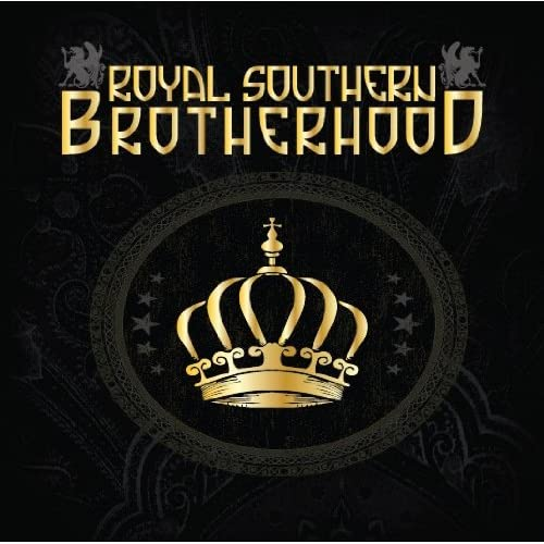 Royal Southern Brotherhood debut release - Available on May 8th