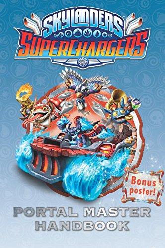 Superchargers Portal Master Handbook (Skylanders Superchargers)