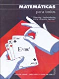 Matematicas Para Todos/ Introducing ... Mathematics (Para Todos / for Everyone) (Spanish Edition)