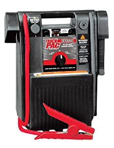 Truck PAC ES1224 3200/1600 Peak Amp 12/24V Jump Starter with AWS from Clore Automotive