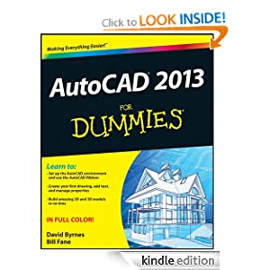AutoCAD 2013 For Dummies (For Dummies (Computer/Tech))