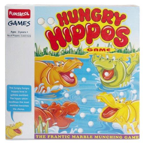 Funskool Hungry Hippos-449