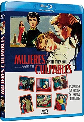 Quattro donne aspettano / Until They Sail (1957) [ Origine Spagnolo, Nessuna Lingua Italiana ] (Blu-Ray)