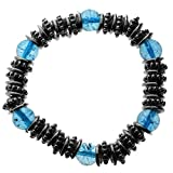 Turquoise Bead and Silver Sweetie Bracelet BBeautifully presented in a premium gift box and organza gift bag