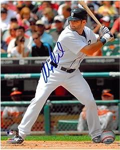 Alex Avila Autographed Detroit Tigers 8x10 Photo #1