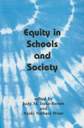 Equity in Schools and Society