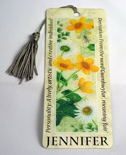history-heraldry-jennifer-jenny-bookmark-reading-personalized-placemarker-001890217-hh