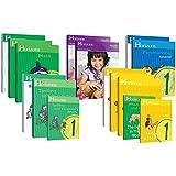 Horizons Homeschool Curriculum 1st Grade 1, Complete Set (Set Includes: Math, Penmanship, Health, Spelling & Vocabulary, Phonics & Reading)