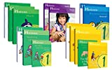 Horizons Homeschool Curriculum 1st Grade 1, Complete Set (Set Includes: Math, Penmanship, Health, Spelling & Vocabulary, Phonics & Reading)