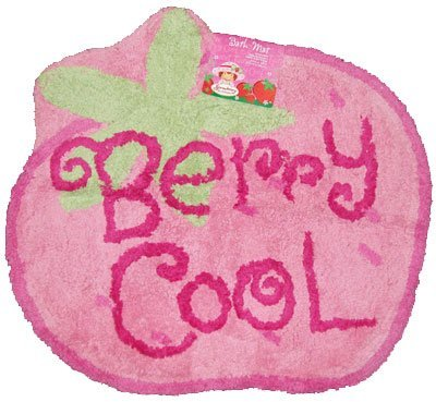 Jay Franco-Strawberry Shortcake Baby Rug / Bath Mat