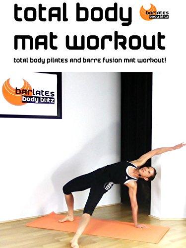 Barlates Body Blitz Total Body Mat Workout