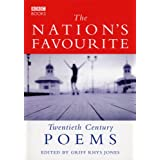The Nation's Favourite: Twentieth Century Poemsby Griff Rhys Jones