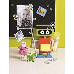 Chip the Robot Desk Organizer