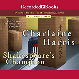 Shakespeare's Champion Audiobook