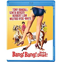 Bang Bang You're Dead [Blu-ray]
