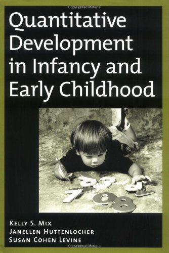 Quantitative Development In Infancy And Early Childhood front-472149