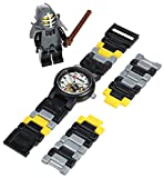 LEGO 9004940 Ninjago Kendo Cole Kids' Watch With Minifigure