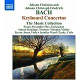 J・C・バッハ&J・C・F・バッハ:鍵盤楽器のための協奏曲集