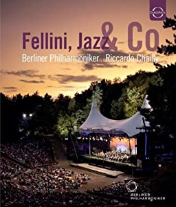 Fellini Jazz Co Euroarts 2058404 Blu-ray 2012 from Euroarts