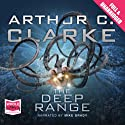 The Deep Range (       UNABRIDGED) by Arthur C. Clarke Narrated by Mike Grady