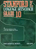 img - for Stanford Language Arts Coach, Grade 10 (EDI 899) book / textbook / text book