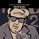 A Macat Analysis of Henry Kissinger's World Order: Reflections on the Character of Nations and the Course of History Audiobook by Bryan R. Gibson Narrated by  Macat.com
